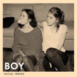BOY Mutual Friends album cover