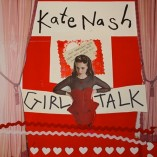 Kate Nash Girl Talk Album Cover