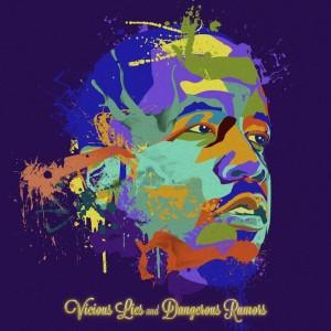Big Boi Vicious Lies & Dangerous Rumors album cover
