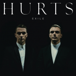 Hurts Exile album cover
