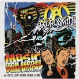 Aerosmith - Music From Another Dimension Album Cover