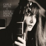 Carla Bruni - Little French Songs album cover