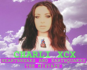 Charli-XCX heartbreaks
