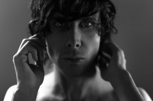 Chris Corner of IAMX