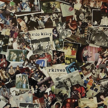 Rilo Kiley RKives album cover