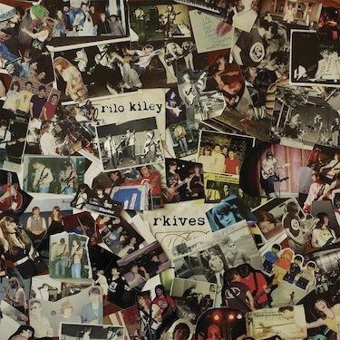 Rilo Kiley RKives album cover