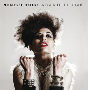 Noblesse Oblige Affair of the Heart album cover