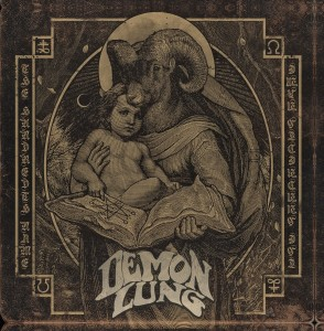 Demon Lung The Hundreth name album cover