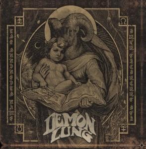 Demon Lung The Hundreth name album cover