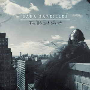Sara-Bareilles-The-Blessed-Unrest album cover art