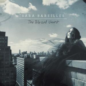 Sara-Bareilles-The-Blessed-Unrest album cover art