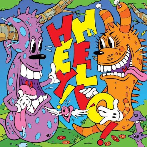 Hey Hello album cover art
