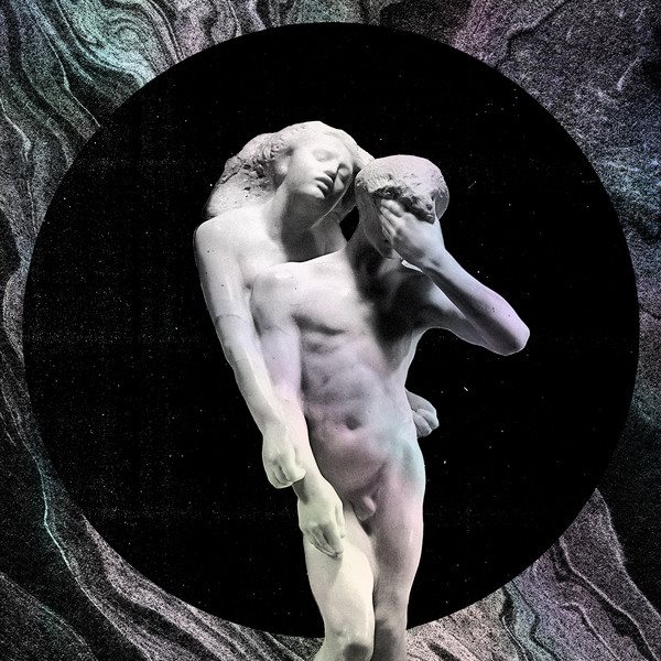 Arcade Fire Reflektor album cover art