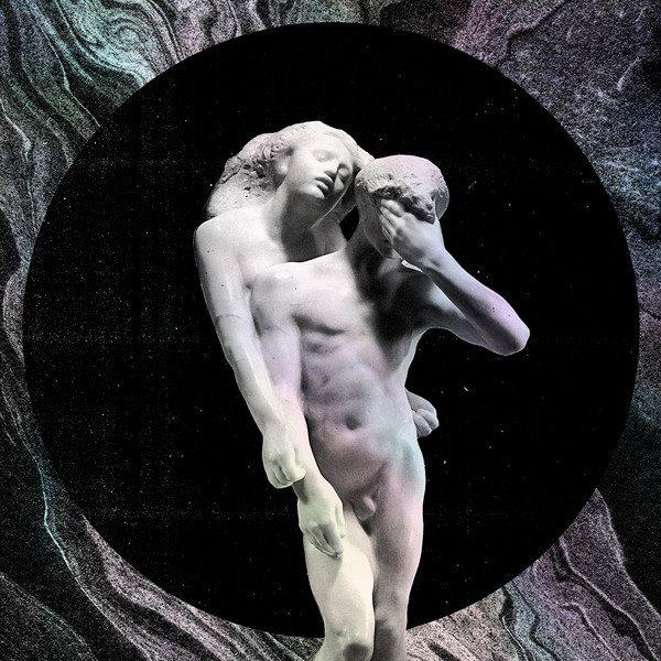 Arcade Fire Reflektor album cover art