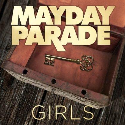 Mayday Parade Girls Single cover art