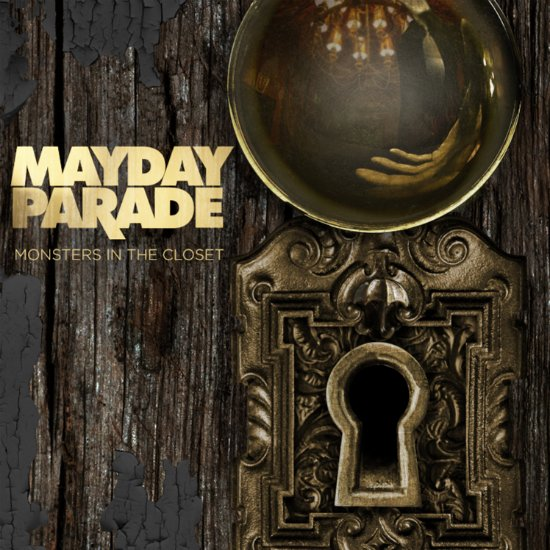 Mayday Parade Monsters In The Closet album cover art