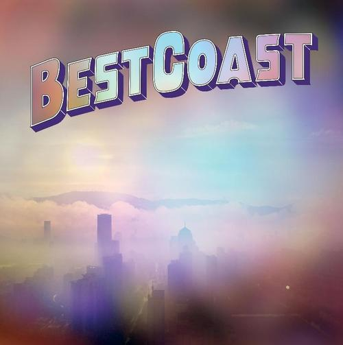 fade away album cover art best coast