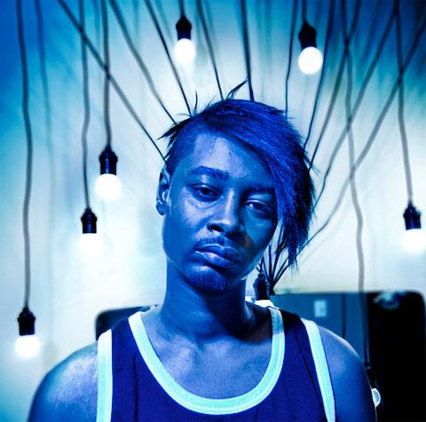 Danny-Brown Blue