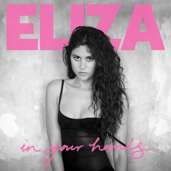 Eliza Doolittle - In Your Hands album cover artwork art