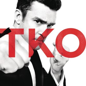 Justin Timberlake TKO album cover art single cover artwork