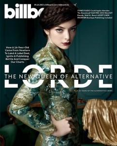 Lorde Billboard