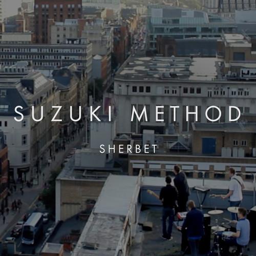Suzuki Method Sherbet album cover single cover art artwork