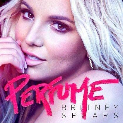 Britney Spears Perfume album cover art artwork single cover