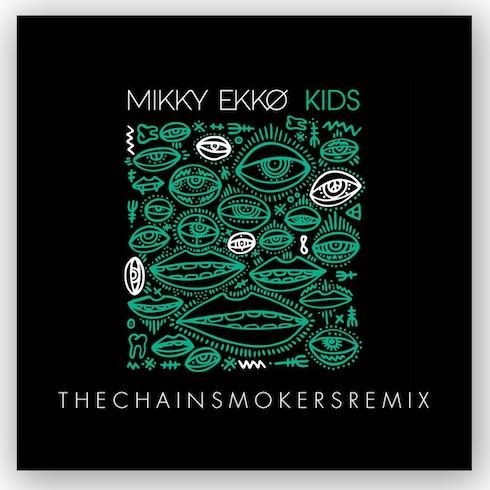 MIkky ekko Kids cover Art Chainsmokers
