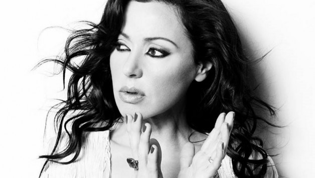 TinaArena1-new black and white 2013