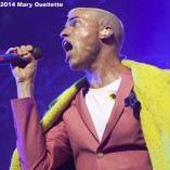Neon Trees perform on July 8 at the House of Blues in Boston, MA