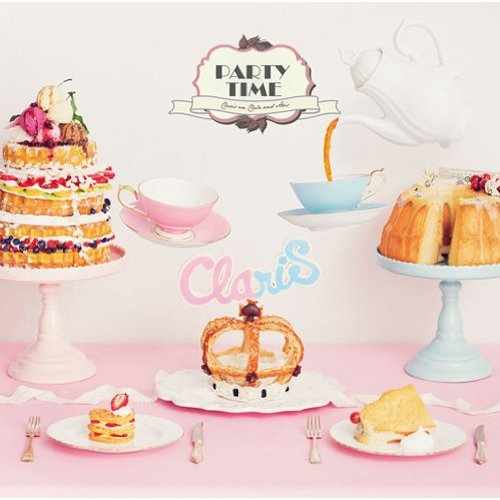 ClariS - PARTY TIME