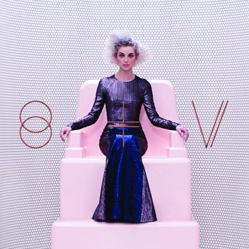 St_ Vincent - Album Art