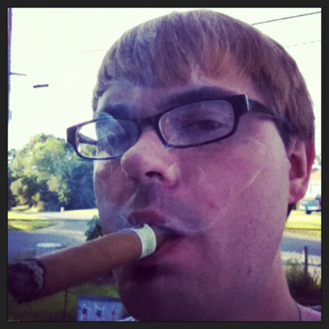 I love cigars. Deal with it.
