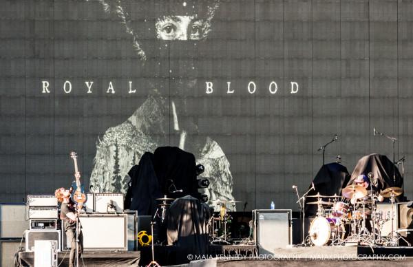 ROYAL BLOOD - PHOTO: MAIA KENNEDY