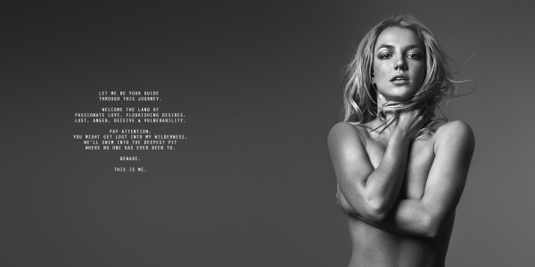 BARE comes with a very professional-looking digital booklet.