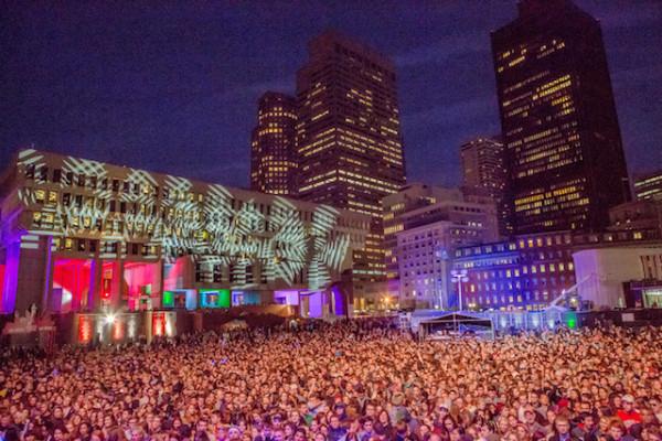 Boston Calling September 2015; photo credit Mike Diskin