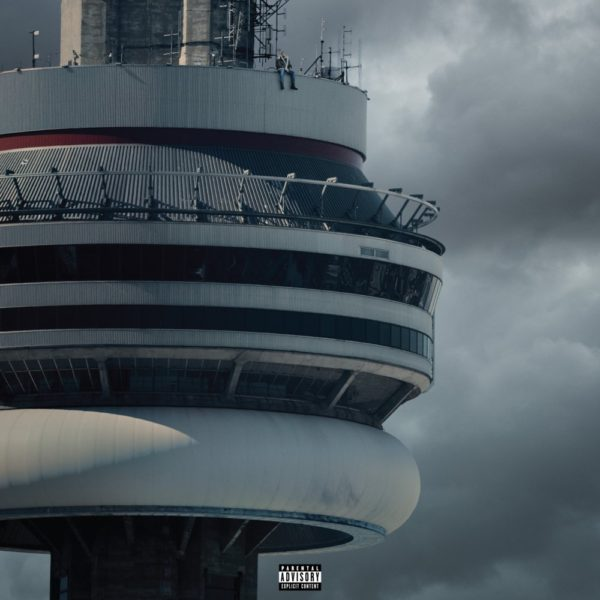 The album cover of Drake's Views