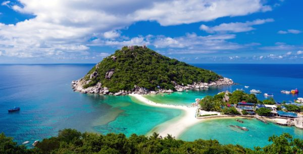 A photo of Koh Phangan found via a Google image search. Beautiful, right?