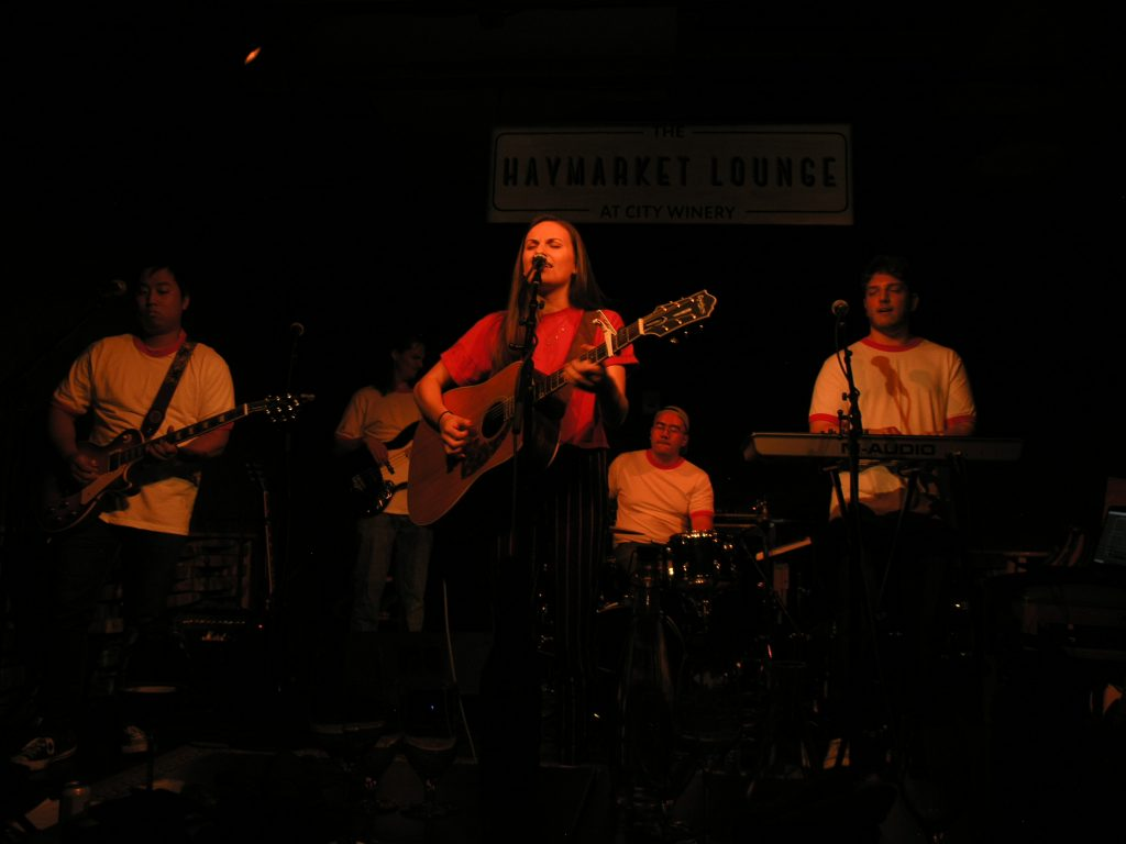 CONCERT REVIEW: MARIELLE KRAFT WITH VISITING WINE – CITY