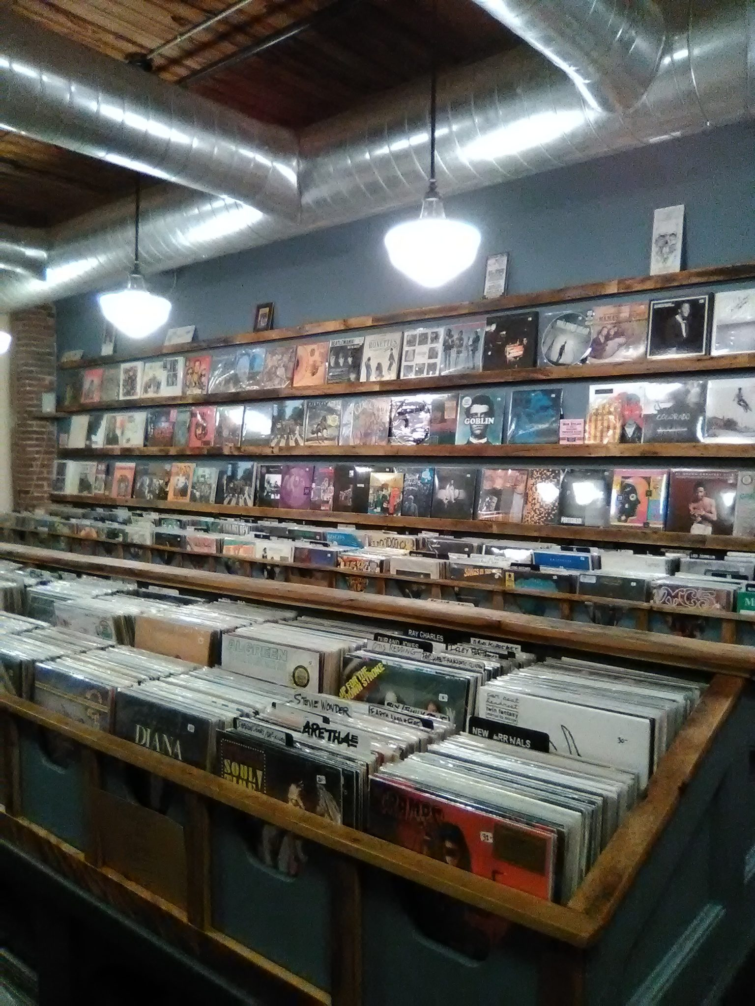 VINYL DESTINATION: AN INTERVIEW WITH RECORD STORE OWNER